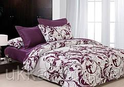 Полуторное постельное белье Вилюта 8624
