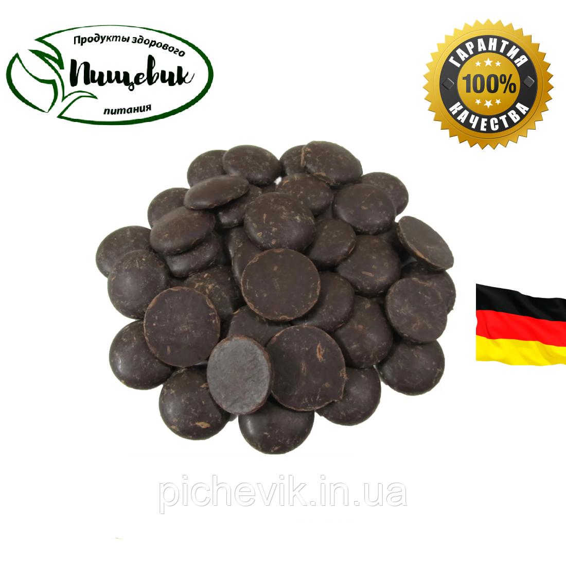 Какао тертое (Германия) ТМ Schokinag, в каллетах. Вес:250 грамм