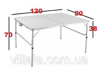 Раскладной стол для пикника RA 1813 стол чемодан для пикника