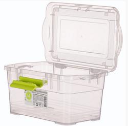 Контейнер с защелкой  MODERN BOX 0,8 л