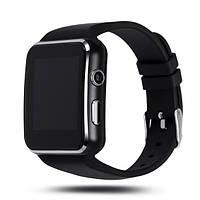Смарт-часы Smart Watch X6 Black | Смарт годинник розумний