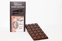 Кофейный черный шоколад 70г Prodan`s