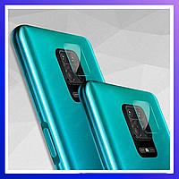 Xiaomi Redmi Note 9 Pro, защитное стекло на камеру \ для камеры \ захисне скло