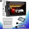 Автомагнитола 2DIN MP5 7018B + Bluetooth -  магнитола 2 ДИН с экраном 7 дюймов, 2 пульта (обычный и на руль), фото 4