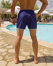 Плавки мужские синие бренд ТУР модель Кайдзю размер S, M, L, XL,XXL, XXХL, фото 3