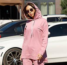 Худи женское розовое Шива (Sheeva) от бренда ТУР размер S,M,L,XL