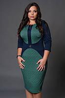 Платье женское батал 457 Платья женские больших размеров