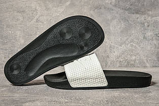 Шлепанцы мужские 17583, Nike, белые, [ 40 42 43 ] р. 40-26,7см.