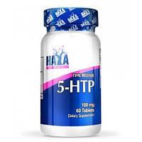 Вітаміни і мінерали HAYA LABS 5-HTP Time Release 100 мг (60 таб) (108379) Фірмовий товар!