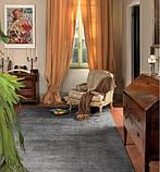 Килим TRENDY SHINY 100 сірий віскоза 200x300 см Sitap (безкоштовна адресна доставка), фото 3