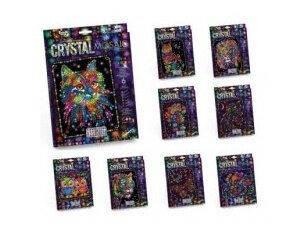 "Набор д/творч. Danko toys ""Crystal Mosaic"" crm-01-01 (20), фото 2"