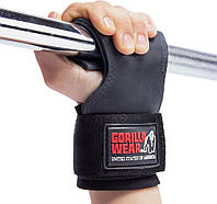 Лямки Gorilla Wear Lifting Grips Black