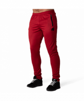 Штани Gorilla Wear Ballinger Track Pants Red/Black