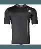 Футболка Gorilla Wear Branson T-shirt Black/Gray