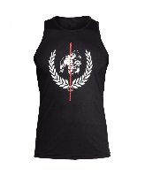 Майка Gorilla Wear Rock Hill Tank Top Black