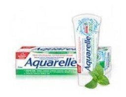 Зубная паста Aquarelle 75мл. (в асс-те) (50)