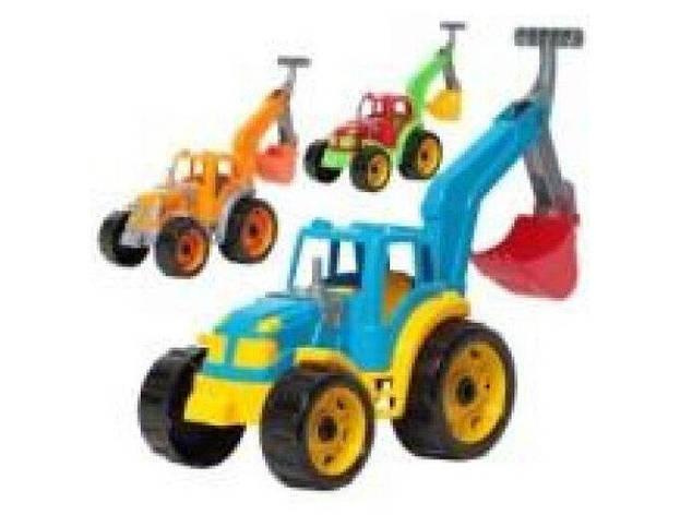 Трактор с ковшом ТехноК 3435 (6), фото 2