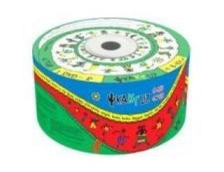 Kaktuz DVD-R 4.7Gb 120min 8-16x (bulk 50)