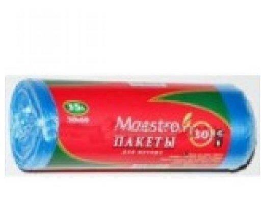 Мусорные пакеты Maestro 35л./30шт. (100), фото 2