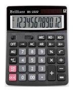 Калькулятор Brilliant BS-2222 настольный большой (10/40)