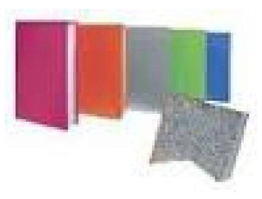 Блокнот Скат лам. тв. обл. А6/176л. флуоресц. + ляссе ТП-35 (10), фото 2