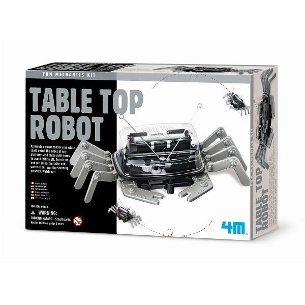 Набор для творчества 4M Настольный робот (00-03357)