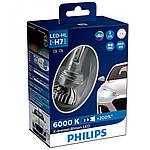 Лампы светодиодные PHILIPS 12985BWX2 H7 X-tremeUltinon +200%