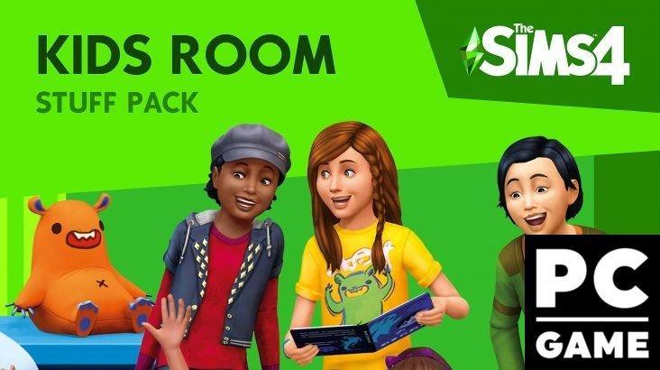 The Sims 4: Kids Room Stuff PC