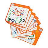 Настольная игра Viga Toys 2-в-1 Мозаика и лудо (59990), фото 4