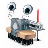 Набор для творчества 4M Робот-щетка (00-03282), фото 3