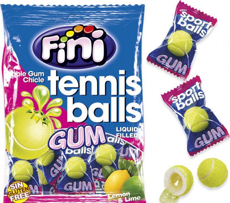 Жвачки Fini Tennis Balls 80 g