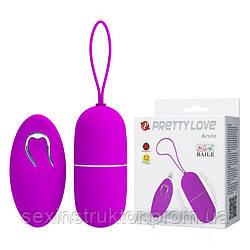Віброяйце - Pretty Love Arvin Vibrating Egg