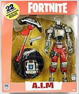 Колекційна фігурка Фортнайт A. I. M. McFarlane Toys Fortnite Premium Action, фото 3
