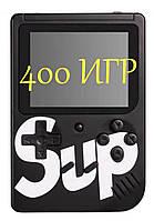 """Детская игровая приставка SUP Game Box 3"""" 400 игр для ребенка super mario"""