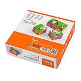 Пазл-кубики Viga Toys Зверята (50836), фото 4