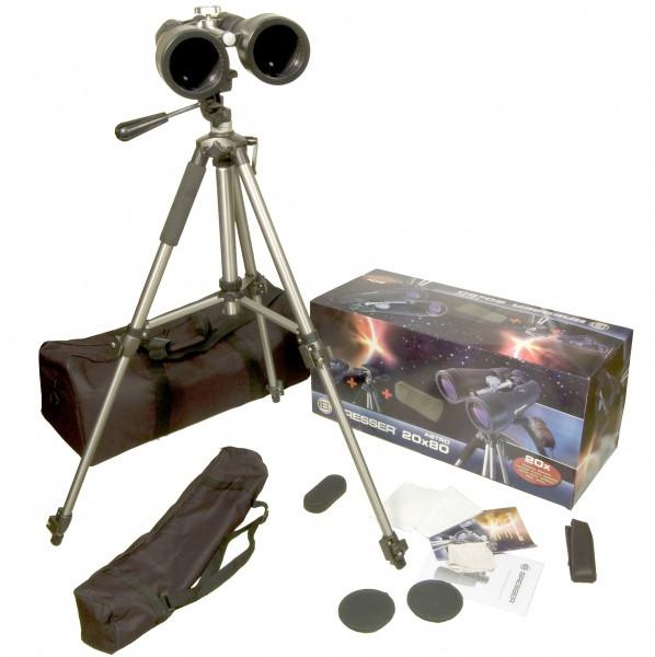 Бинокль Bresser Spezial-Astro 20x80