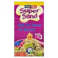 """Кинетический песок """"Super Sand"""", 500 г. PT 42410"""