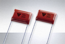 CL-21 Металлоплёнка 10mkf-100 VAC (±10%)  P:27.5mm