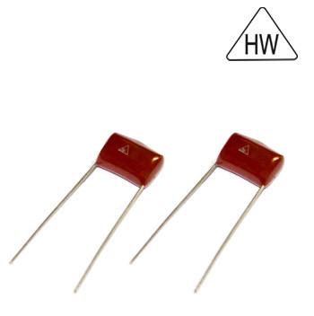 CL-21 Металлоплёнка 0,22mkf-100 VAC (±10%)  P:10mm