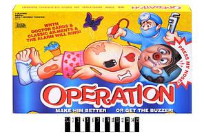 """Ігровий набір """"Операція"""" (коробка) 6188-5 р. 40*4,5*24,5 див."""