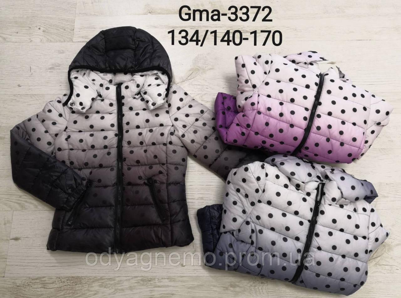 Курточка для девочек Glo-Story оптом, 134/140-170 рр. Артикул: GMA3372