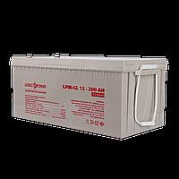 Аккумулятор гелевый LPM-GL 12V - 200 Ah