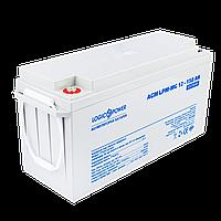 Аккумулятор мультигелевый AGM LogicPower LPM-MG 12 - 150 AH, фото 1