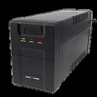 ИБП линейно-интерактивный LogicPower LP 650VA-P(390Вт), фото 1