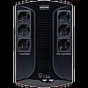 ИБП линейно-интерактивный LogicPower LP 850VA-6PS(595Вт)
