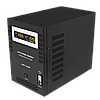 ДБЖ з правильною синусоїда LogicPower LPY-B-PSW-7000VA+ (5000W) 10A/20A 48V для котлів і аварійного освітлення