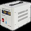 ДБЖ з правильною синусоїда LogicPower LPY-PSW-500VA+ (350W) 5A/10A 12V для котлів і аварійного освітлення