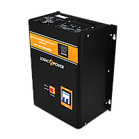 Стабілізатор напруги LogicPower LPT-W-12000RD ЧОРНИЙ (8400W), фото 1