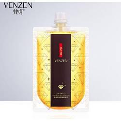 Крем-Маска восстанавливающая для лица Venzen 24K Gold Skin Care с коллоидным золотом и гиалуроновой кислотой 170 грамм