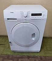 Надежная немецкая сушильная машина для белья AEG Protex Lavatherm T71275AC из Германии с гарантией